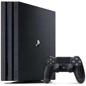 ソニー・コンピュータエンタテインメント PlayStation4 Pro ジェット・ブラック 1TB CUH-7200BB01