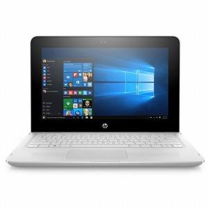 HP ノートパソコン 4SA14PA-AAAA スノーホワイト [11.6型 /intel Celeron /SSD:128GB /メモリ:4GB]