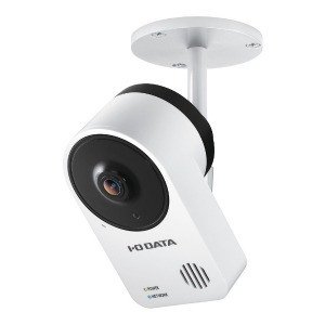 I・O・DATA 屋外用Wi-Fi対応ネットワークカメラ「Qwatch(クウォッチ)」 TS-NA220W
