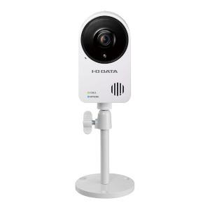 I・O・DATA PoE給電対応ネットワークカメラ「Qwatch(クウォッチ)」 TS-NS210