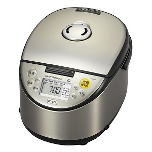 タイガー 業務用炊飯器 炊きたて  [1升 /IH] JKH-P18PKS ブラック