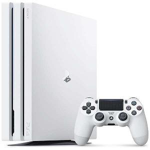 ソニーインタラクティブエンタテインメント PS4本体 PlayStation 4 Pro グレイシャー・ホワイト 1TB CUH-7200BB02