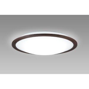 NECライティング リモコン付LEDシーリングライト(~12畳) HLDZ12216