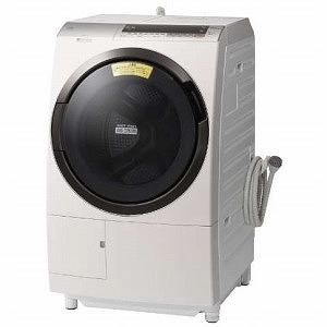 日立 ドラム式洗濯乾燥機(洗濯11.0kg /乾燥6.0kg /右開き) BD-SX110CR-N ロゼシャンパン(標準設置無料)