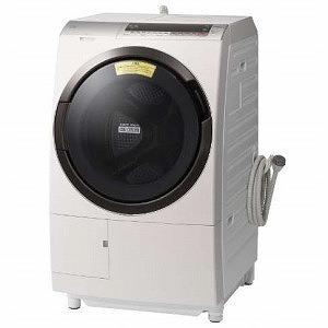 日立 ドラム式洗濯乾燥機(洗濯11.0kg /乾燥6.0kg /左開き) BD-SX110CL-N ロゼシャンパン(標準設置無料)