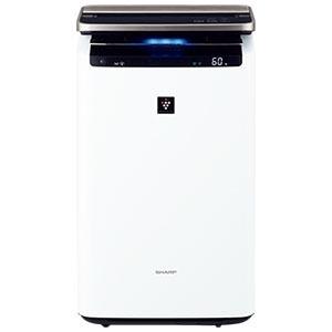 シャープ 加湿空気清浄機 [適用畳数:46畳 /最大適用畳数(加湿):26畳 /PM2.5対応] KI-JP100-W ホワイト系