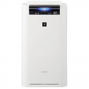 シャープ 加湿空気清浄機 [適用畳数:31畳 /最大適用畳数(加湿):18畳 /PM2.5対応] KI-JS70-W ホワイト系