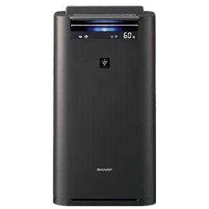 シャープ 加湿空気清浄機 [適用畳数:23畳 /最大適用畳数(加湿):15畳 /PM2.5対応] KI-JS50-H グレー系