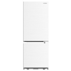 日立 2ドア冷蔵庫(154L・右開き) RL-154JA  アイボリーホワイト(標準設置無料)