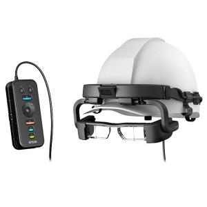 エプソン EPSON ヘッドマウントディスプレイ 業務用ヘルメットモデル BT2200