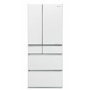 パナソニック ◎6ドア冷蔵庫(650L・フレンチドア) NR-F654HPX-W マチュアホワイト(標準設置無料)