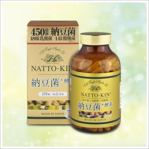 納豆菌+酵素 ナットウキンコウソ(270