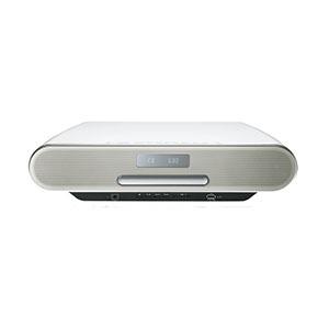 パナソニック ミニコンポ SC-RS60-W ホワイト [ワイドFM対応 /Bluetooth対応 /ハイレゾ対応]