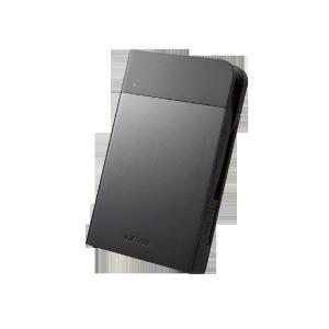 バッファロー 外付けHDD HD-PZFU3-Aシリーズ HD-PZF2.0U3-BKA ブラック [ポータブル型]