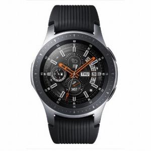 サムスン Galaxy Watch (46mm) SM-R800NZSAXJP シルバー