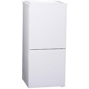 ツインバード 2ドア冷蔵庫(110L・右開き) HR-E911W ホワイト(標準設置無料)