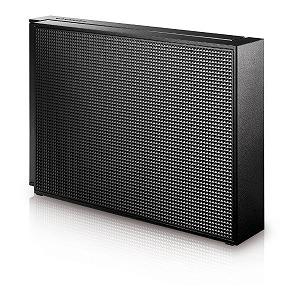 I・O・DATA 外付けHDD ブラック [据え置き型 /4TB] HDCZ-UT4KC