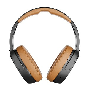 SKULLCANDY ブルートゥースヘッドホン CRUSHER 360 S6MBW-J373 BLACK/TAN [Bluetooth]