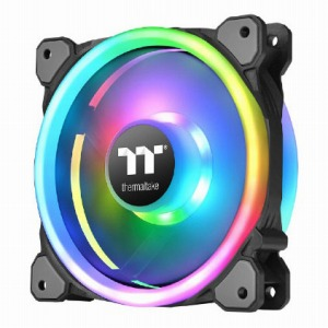 THERMALTAKE Riing Trio PLUS 12 RGB Radiator Fan TT CL-F072-PL12SW-A