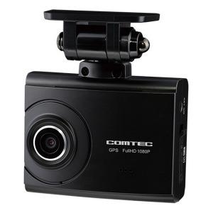 コムテック ドライブレコーダー ZDR-024 [一体型 /Full HD(200万画素) /GPS対応]