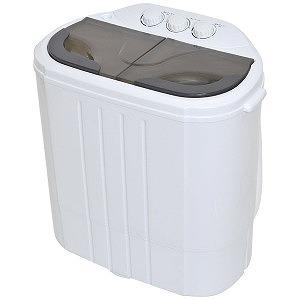 サンコー 小型二槽式洗濯機「別洗いしま専科」2(洗濯3.6kg) RCWASHR4(送料無料)