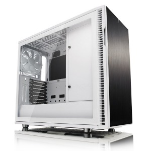 FRACTALDESIGN PCケース Define R6 Tempered Glass White FD-CA-DEF-R6C-WT-TGC ホワイト