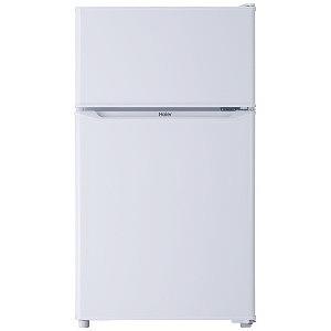 ハイアール 2ドア冷蔵庫(85L・右開きタイプ)「Haier JoySeries」 JR-N85C-W ホワイト(送料無料)