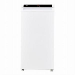 ハイアール 1ドア冷凍庫 (102L・右開きタイプ) JF-NU102B-W ホワイト
