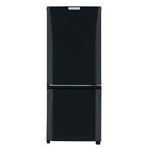 三菱 三菱 2ドア冷蔵庫(146L・右開き) MR-P15D-B サファイアブラック (標準設置無料), 東京都:b878ae2f --- officewill.xsrv.jp