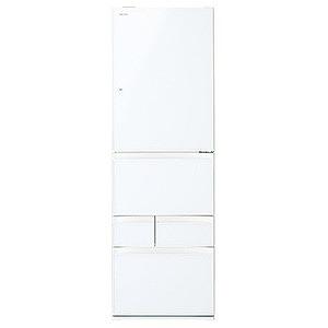 (2018年11月27日発売予定)東芝 5ドア冷蔵庫(411L・右開き) GR-P41GXV-EW グランホワイト(標準設置無料)