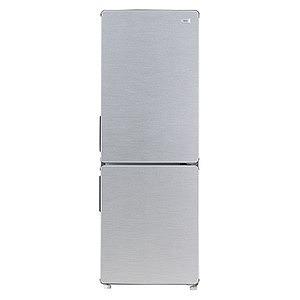 ハイアール 2ドア冷蔵庫(173L・右開き) JR-XP2NF173F-XK URBAN CAFE SERIES ステンレスブラック(標準設置無料)