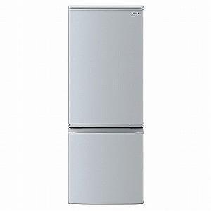 シャープ 2ドア冷蔵庫(167L・どっちもドア) SJ-D17E-S シルバー系(標準設置無料)