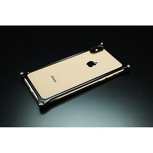 ギルドデザイン ギルドデザイン ソリッドバンパー for iPhone XS MAX GI-423B ブラック