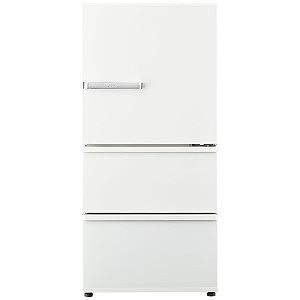 AQUA 3ドア冷蔵庫(238L・右開き) AQR-SV24H-W アンティークホワイト(標準設置無料)