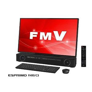 富士通 ESPRIMO FH90/C3 FMVF90C3B ブラック