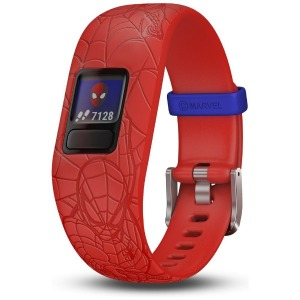ガーミン vivofit jr2 Marvel Spider-Man Red 010-01909-70