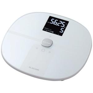 エレコム エクリア/体組成計/Wifi接続対応/ホワイト HCS-WFS01WH(送料無料)