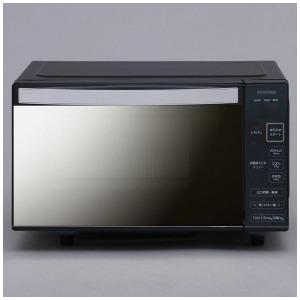 アイリスオーヤマ ミラー電子レンジ 18L フラットテーブル [18L /50/60Hz] IMB-FM1803