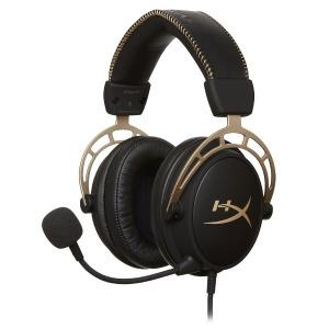 Kingston HyperX Cloud Alpha Gaming Headset (Gold) HX-HSCA-GD/NAP