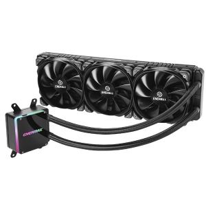 ENERMAX AMD Ryzen Threadripper専用水冷CPUクーラー360mm ELC-LTTRTO360-TBP [Socket TR4、Socket SP3専用]