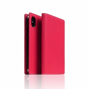 ROA iPhone XS 5.8インチ用 Full Grain Leather Case SD13660I58(ピン
