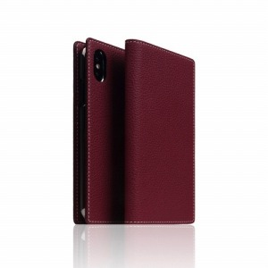 ROA iPhone XS 5.8インチ用 Full Grain Leather Case SD13661I58(ロース