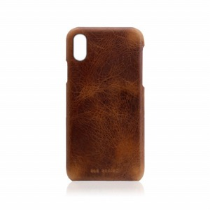 ROA iPhone XS Max 6.5インチ用 Badalassi Wax Bar case SD13732I65(ブラ