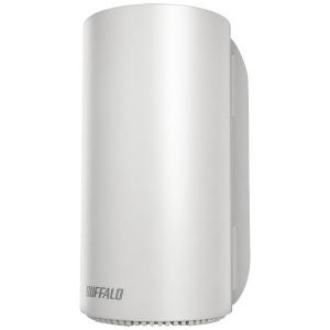 バッファロー wifiルーター AirStation connect デュアルバンド(親機のみ) WRM-D2133HPパールホワイトグレージュ [ac/n/a/g/b]
