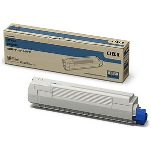 OKI 「純正」大容量トナーカートリッジ(シアン) TNR-C3PC2
