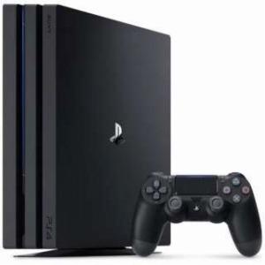 ソニー・コンピュータエンタテインメント PS4本体 PlayStation 4 Pro 2TB CUH-7200CB01 ジェット・ブラック