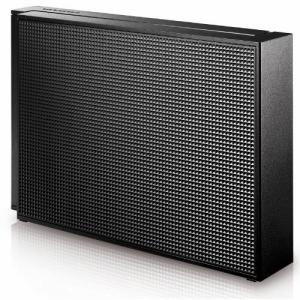 I・O・DATA 外付けHDD 家電録画対応 HDCZ-UT8KC ブラック [据え置き型 /8TB]