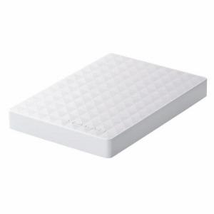エレコム ポータブルハードディスク 2TB Seagate New Expansion MXシリーズ SGP-MX020UWH ホワイト
