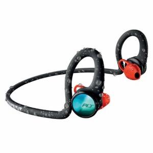 アウトドア スポーツ特化型Bluetoothワイヤレスイヤホン BACKBEATFIT2100-BLK