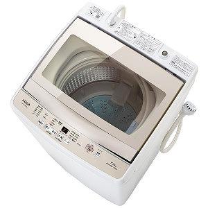 AQUA 全自動洗濯機 [洗濯7.0kg] AQUA AQW-GP70G-W 全自動洗濯機 ホワイト(標準設置無料), 飛島村:268d37cd --- sunward.msk.ru